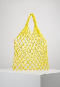 Object - OBJVIC NET BAG - Cabas - yellow - 0