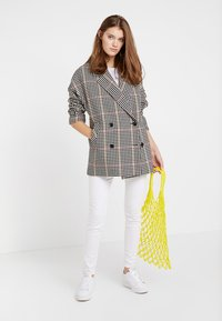 Object - OBJVIC NET BAG - Cabas - yellow - 1
