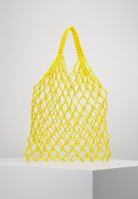 Object - OBJVIC NET BAG - Cabas - yellow - 2