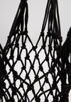Object - OBJVIC NET BAG - Shopping Bag - black