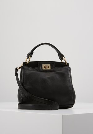 OBJGRIF SMALL CROSSOVER - Handtasche - black
