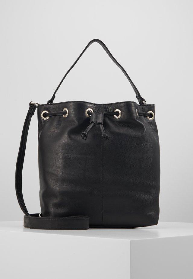 OBJLIVA L MULEBAG - Handbag - black