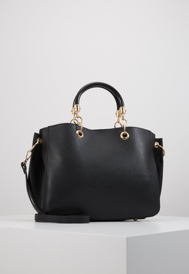 OBJKIMI BIG BAG - Käsilaukku - black