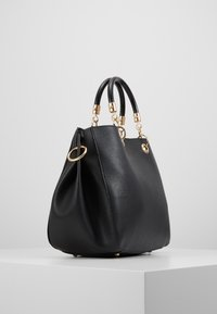 Object - OBJKIMI BIG BAG - Håndveske - black - 4