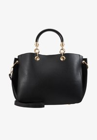 Object - OBJKIMI BIG BAG - Håndveske - black - 1