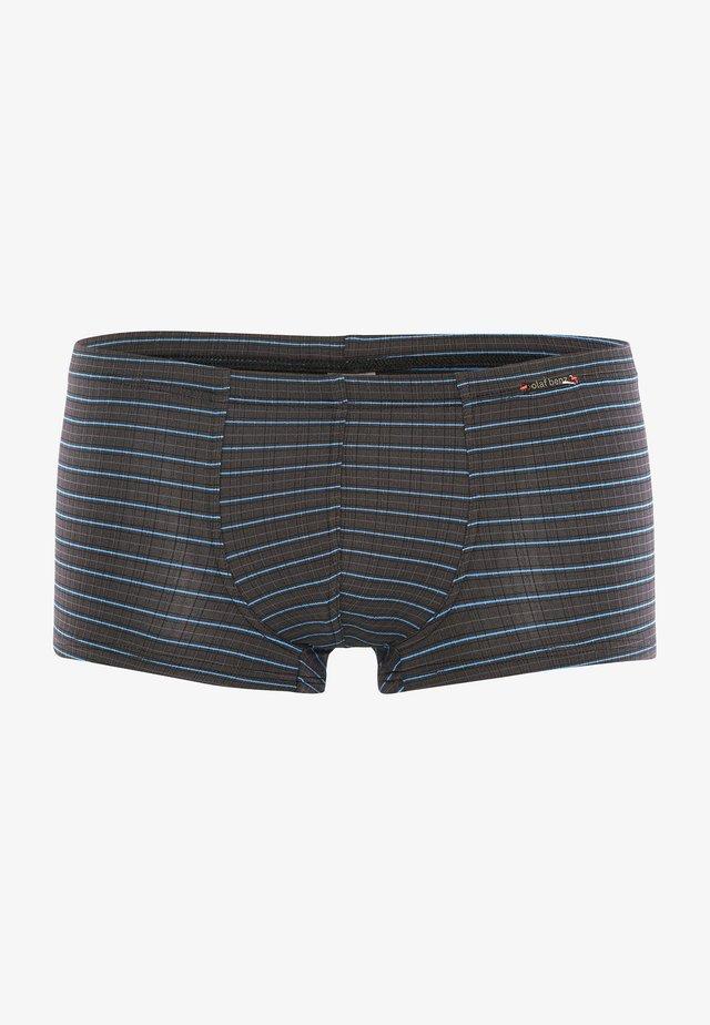 Pants - black/blue