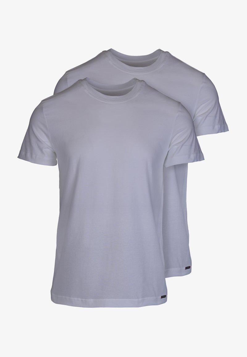 Olaf Benz - 2 PACK - Undershirt - white