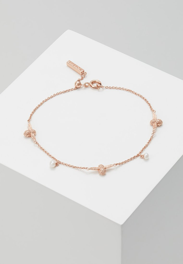 Olivia Burton - BEE - Bracelet - roségold-coloured