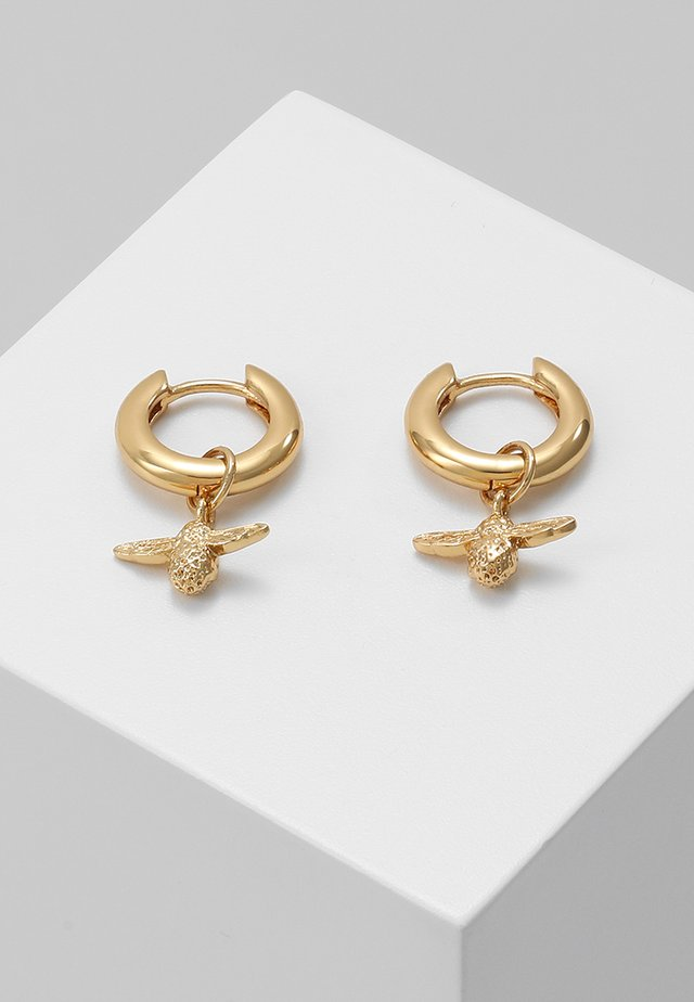 3D BEE - Earrings - roségoldcoloured