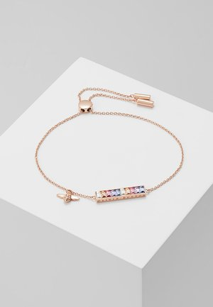 RAINBOW BEE - Bracelet - rosegold-coloured