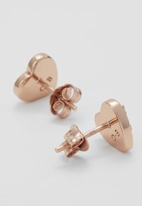 Olivia Burton - LOVE BUG STUDS - Earrings - roségold-coloured - 2