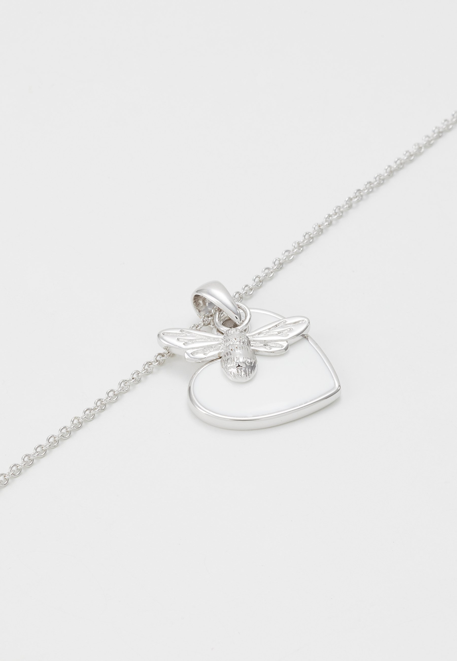 Olivia Burton You Have My Heart Necklace - Halsband Silver-coloured