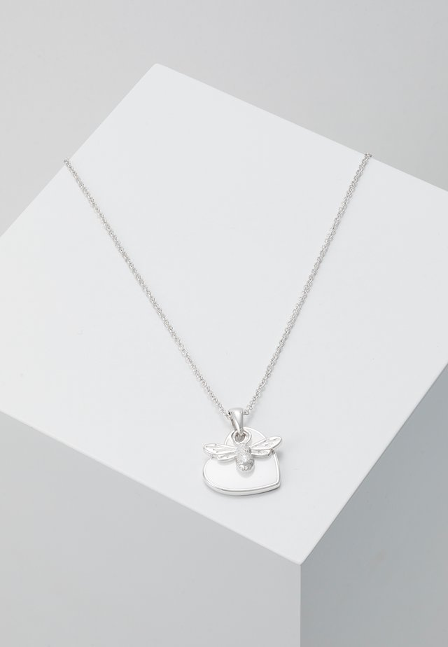 YOU HAVE MY HEART NECKLACE - Necklace - silver-coloured