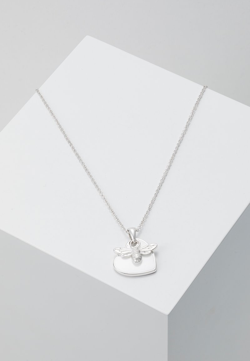Olivia Burton - YOU HAVE MY HEART NECKLACE - Necklace - silver-coloured