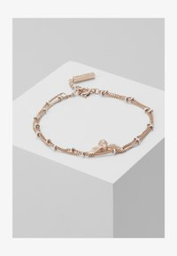 Olivia Burton - LUCKY BEE CHAIN BRACELET - Náramek - rose gold-coloured - 3