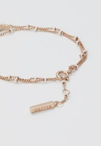 Olivia Burton - LUCKY BEE CHAIN BRACELET - Náramek - rose gold-coloured - 2