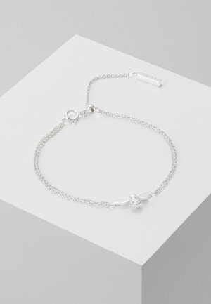 LUCKY BEE CHAIN BRACELET - Bracelet - silver-coloured