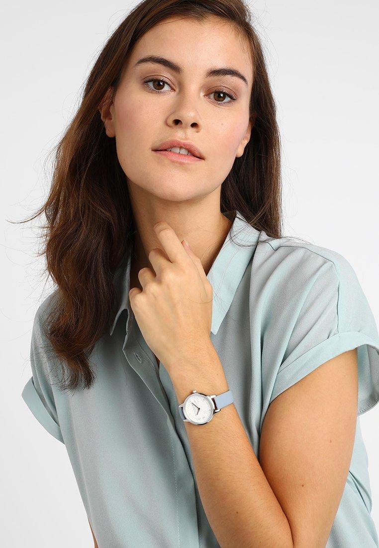 Olivia Burton - Reloj - chalk blue/silver-coloured