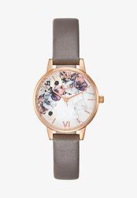 Olivia Burton - MARBLE  - Horloge - rosegold-coloured - 1