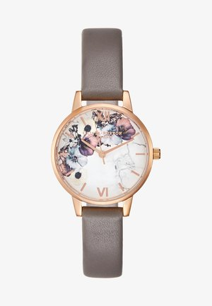 MARBLE  - Watch - rosegold-coloured
