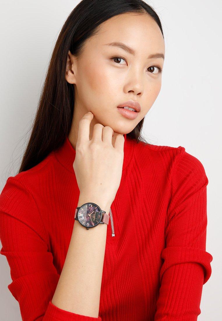 Olivia Burton - AFTER DARK - Watch - rose