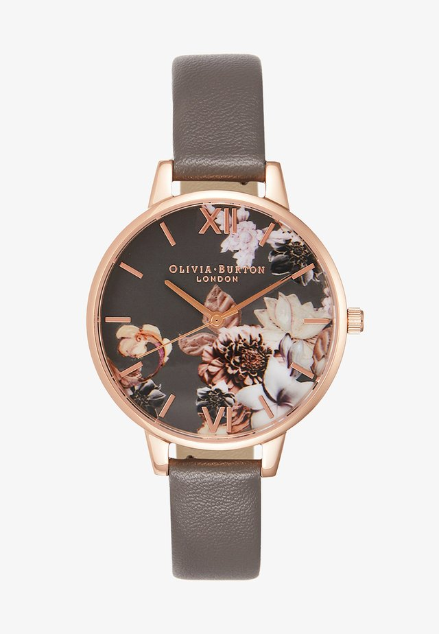 FLORALS - Uhr - london grey