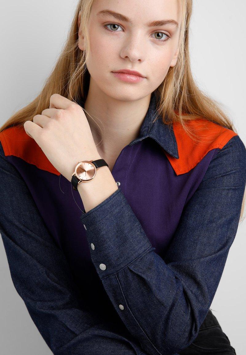 Olivia Burton - SUNRAY - Watch - schwarz
