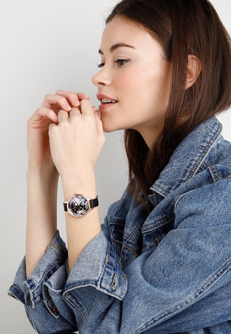 Olivia Burton - GLASSHOUSE - Watch - schwarz