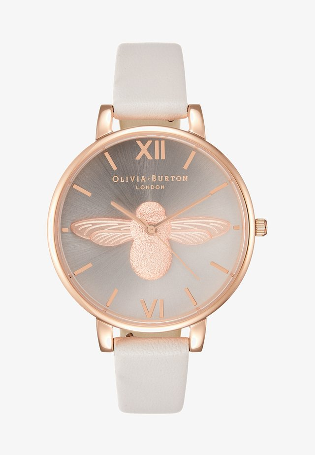 3D BEE - Hodinky - blush sunray/rose gold-coloured