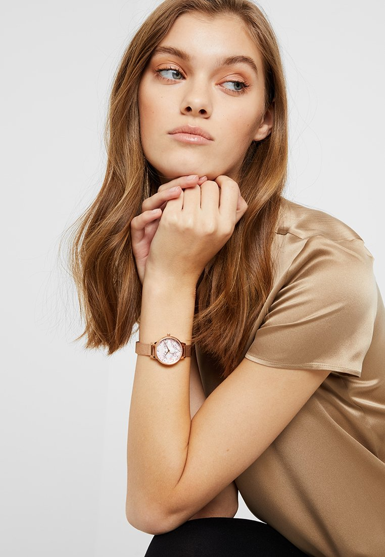 Olivia Burton - MEANT TO BEE - Uhr - rose gold-coloured