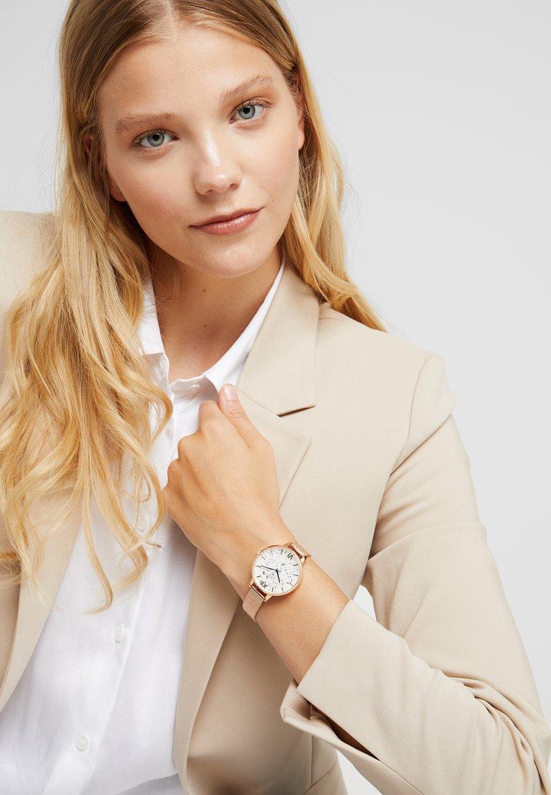 Olivia Burton - CELESTIAL - Watch - roségold-coloured
