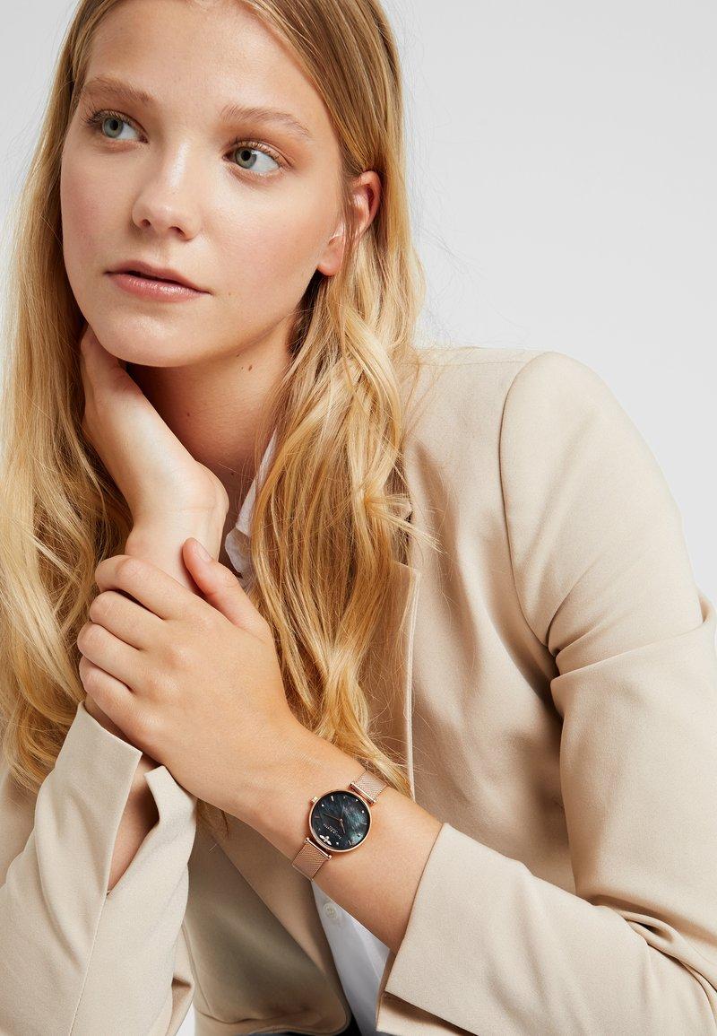Olivia Burton - QUEEN BEE - Horloge - roségold-coloured