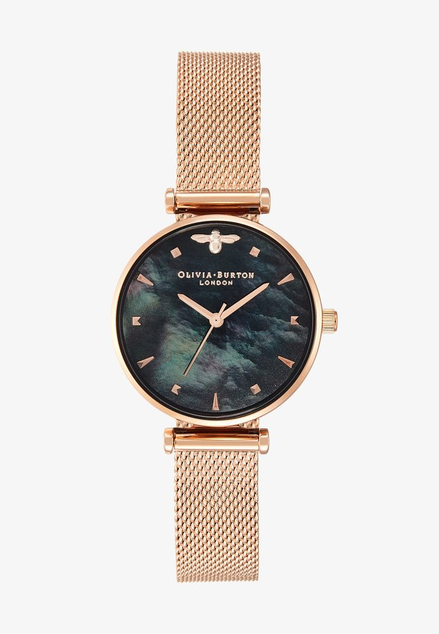 QUEEN BEE - Watch - roségold-coloured