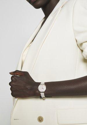 Horloge - white