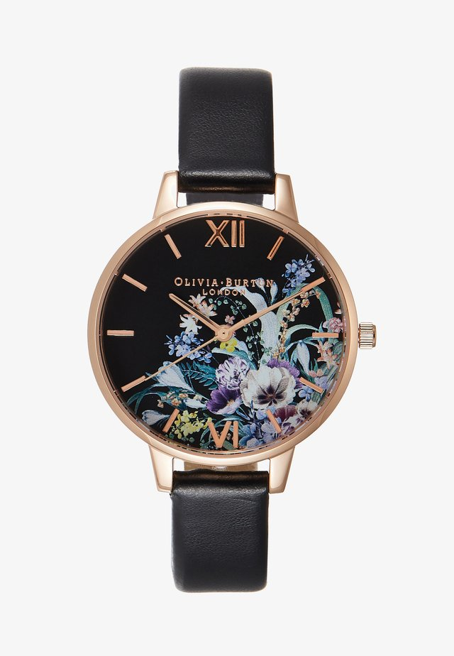 ENCHANTED GARDEN - Horloge - roségold-coloured