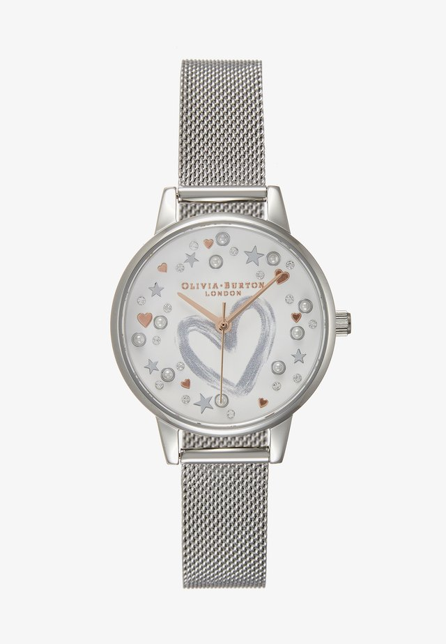 YOU HAVE MY HEART - Watch - silver-coloured