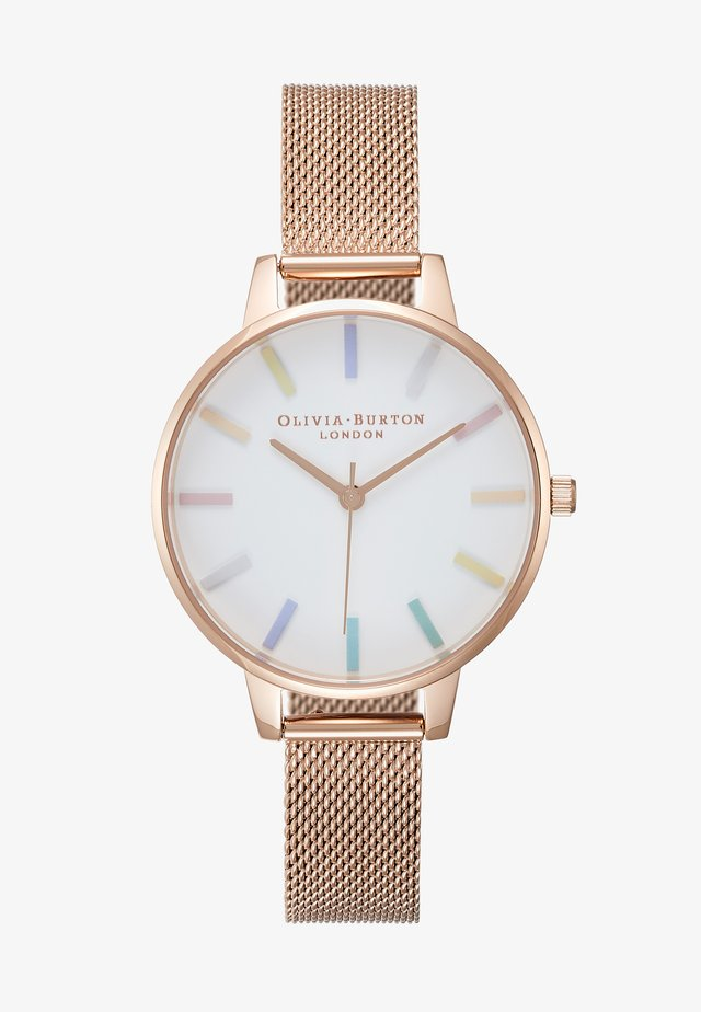 RAINBOW - Ure - rose gold-coloured