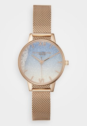 UNDER THE SEA - Horloge - rose gold-coloured