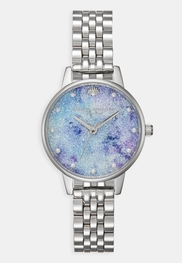 UNDER THE SEA - Watch - silver-coloured