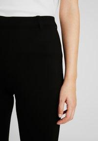 Object Tall - OBJNICKY LONG PANT - Pantaloni - black - 3
