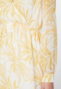 Object Tall - OBJVITA DRESS - Robe d'été - gardenia/yellow - 6