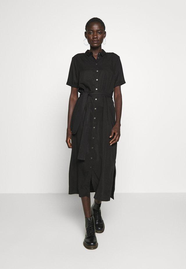 OBJTILDA ISABELLA DRESS - Day dress - black