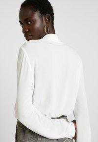 Object Tall - OBJBAY - Skjorta - white - 5