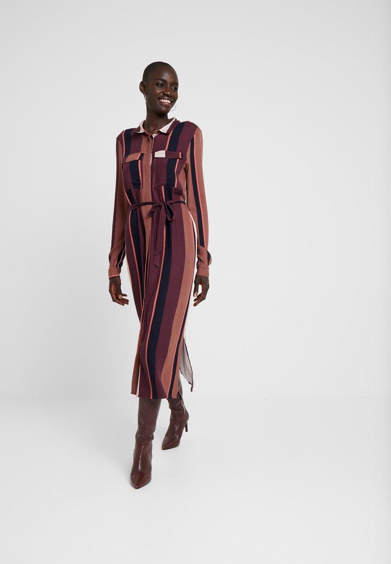 Object Tall - OBJESME - Maxi dress - brown patina