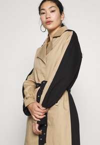 Object Tall - OBJKUNA JACKET - Trench - incense/black - 0