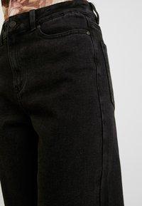 Object Tall - OBJMOJI - Relaxed fit jeans - black - 3