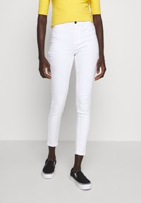 Object Tall - OBJSKINNYSOPHIE - Jeans Skinny Fit - white - 0