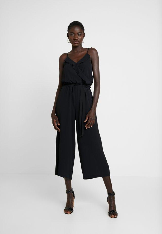 OBJTRIBBIANI - Tuta jumpsuit - black