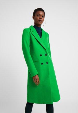 OBJLINA COAT - Zimní kabát - fern green
