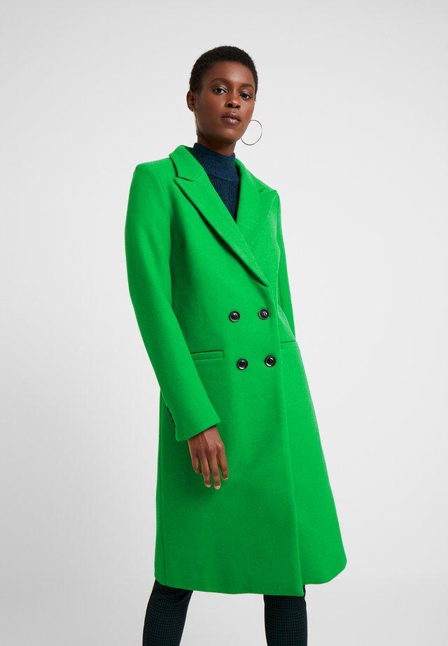 OBJLINA COAT - Classic coat - fern green